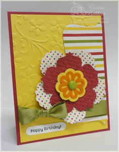 InkspiredTreasures.com » Blog Archive » CCMC155 – Fun Flower