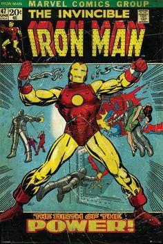 The Incredible Hulk Comic Poster
