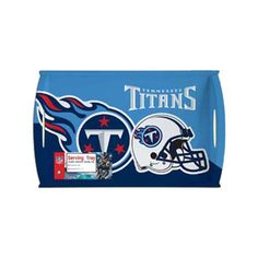 Tennessee Titans NFL Melamine Serving Tray (18 x 11)
