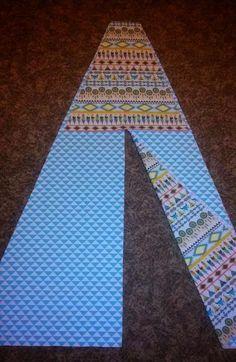 Jak se šije teepee – návod od totální amatérky - Modrý koník Outdoor Blanket, Pajama Pants, Sewing, Baby, Scrappy Quilts, Cabanas, Dog Clothing, Dressmaking, Sleep Pants