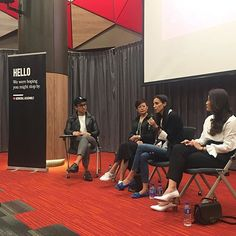 Flanked by Carolyn Kan of @carriek_rocks and @belluspuera of #collatethelabel at last night's #GeneralAssembySingapore symposium on the Business of Fashion, moderated by @musingmutley of @buro247singapore. It was a great evening spent with these guys, sharing experiences and giving tips to aspiring fashion entrepreneurs. Thanks for having us! . . . . . #thefifthcollection #startuplife #ecommerce #fashion #fashionentrepreneur #entrepreneur…