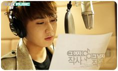SS501′s Heo Young Saeng, Lee Chung Ah, and Seo Ji Suk release OST for 'Music and Lyrics 2′