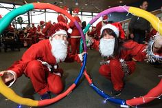 View all the latest pictures in the gallery, GALLERY: Santas on the Run 2015, on Cornish Guardian.