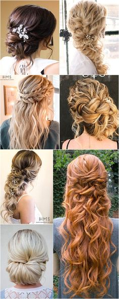 Best Wedding Hairstyles : Featured Hairstyle:ÂHair and Make-up by Steph