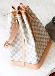 Louis Vuitton Damier Azur Canvas Noe Bags N42222