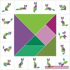 Tangram Örnekleri