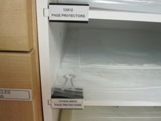 clever shelf labelling