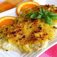 Orange Tilapia Allrecipes.com