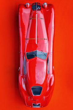 1938 Alfa Romeo 8C 2900B Speciale Le Mans