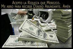 Afirma; Me abro a La Abundancia Ilimitada que existe en todas partes http://katiuskagoldcheidt.com/el-dinero-se-imanta-a-mi/