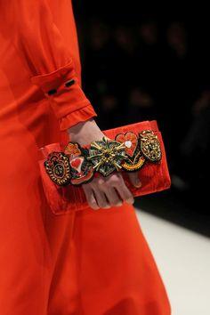 Red hot Moschino! #moschino #fashion