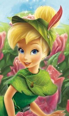 TinkerBell │Campanita - #TinkerBell