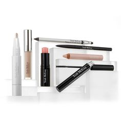 Trish Mcevoy Limited Edition Must-Haves Collection ($125) via Polyvore featuring beauty products, makeup, eye makeup, eyebrow cosmetics, eye pencil makeup, trish mcevoy makeup, gel pencil eyeliner and eyebrow makeup