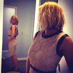 Kona mi kjøper seg kjole på Saks Fifth Avenue