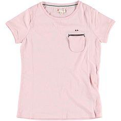 T-Shirt Smile | American Outfitters | Daan en Lotje https://daanenlotje.com/kids/meisjes/american-outfitters-t-shirt-smile-001484