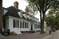 The Raleigh Tavern in Colonial Williamsburg, VA is the base design for the Central Office. Description from pinterest.com. I searched for this on bing.com/images