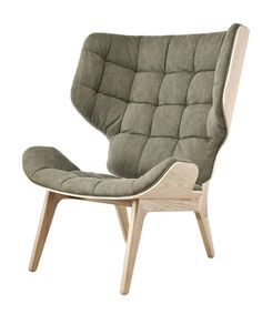 pinned by barefootstyling.com NORR11 Mammoth chair - Fluffy lounge stoel