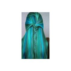 How To Hair Chalk ❤ liked on Polyvore featuring beauty products, haircare, hair color, hair and hairstyles