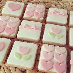 cookies - Food And Drink For You Cookies Decorados, Galletas Cookies, Iced Cookies, Biscuit Cookies, Cute Cookies, Sugar Cookies, Fondant Cookies, Cookie Frosting, Royal Icing Cookies