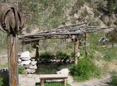Gila Wilderness, Hotsprings. Camping.  in New Mexico.. THE BEST PLACE IN THE WORLD!