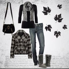 Perfect winter outfit :)