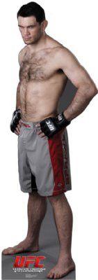 Forrest Griffin - UFC Lifesize Standup