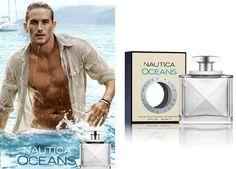 Reklama perfum Nautica Oceans