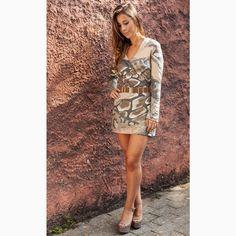Está lançada a guerra fashion para um outono MEGA estiloso! A 'trend' militar chega com TU-DO!!! #reginasalomao #BeCool #AW16 #momentoRS