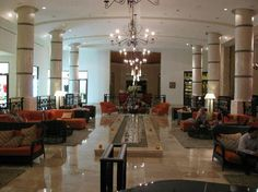 Secrets Maroma Beach Riviera Cancun: Lobby