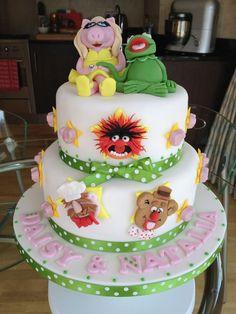 Muppet Cake — Childrens Birthday Cakes