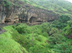 India, Maharashtra-Pitalkhora Caves-