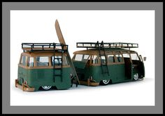 Google Image Result for http://artanddesigngallery.com/wp-content/uploads/custom-VW-Bus-with-trailer-scale-model.jpg