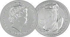 Britannia 'Mule' Coin