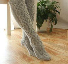 Cable Knit Socks, Knitting Socks, Hand Knitting, Winter Socks, Warm Socks, Boot Cuffs, Boot Socks, Stay Warm, Warm And Cozy