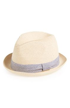 Glory Hats by Goorin 'Fireball' Straw Fedora available at #Nordstrom