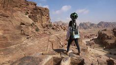 Explore Petra with Queen Rania on Google Maps - اكتشف البتراء مع الملكة ...