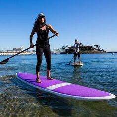 SUP USA Women's Stand Up Paddle Board Bundle on Wanelo