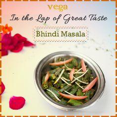 Classic Taste For The New Generation! Enjoy Bhindi Masala at Vega Restaurant.#Vega #Foodie #Winter #sabzi #sabji #Bhindi #Bhindisabji #indianfood