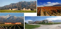 •Naturaleza mágica, imponente y maravillosa. ¿Conoces la #RutaDelVino en Mendoza?• 🍷Hacé click en www.chicasguapas.tv porque te compartimos los mejores datos para que planifiques tu próximo fin de semana largo empezando en la bodega Clos de los Siete de Michel Rolland. ¡Chín, chín! Xx, CG