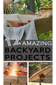 Fun DIY projects to