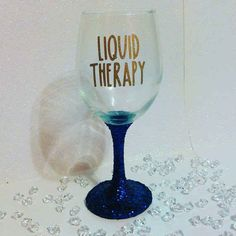 And this wine glass for when all else fails: