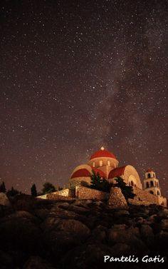 Saint Savvas Church, Kalymnos- Greece