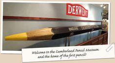 Cumberland Pencil Museum, Keswick | Keswick pencil