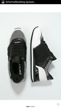 LOVE thes DKNY sneakers