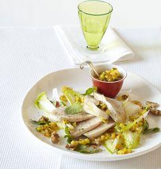Hähnchenbrust mit Mango-Salsa Rezept - ESSEN & TRINKEN