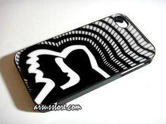 Fox Racing Logo iPhone Case 5/5S   Dalmanaz - Accessories on ArtFire
