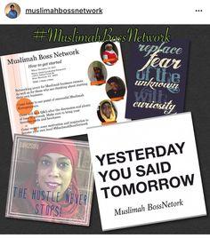#TBT  #muslimahbossnetwork #muslimahboss #muslimahentrepreneur #mompreneur #smallbiz #empresaria #women #womenbusinessowners #atlanta #quotes #instaquotes  #motivation #PositiveVibe #entrepreneur #Entrepreneurlifestyle #entrepreneurlife #hustle #riseandgrind #WorkHard #musulmanaempresaria #inspiracion #inspiration  #mujer #womeninbusiness #mujerempresaria #grind #mygrind #dailygrind #business #Biz