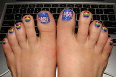 Nyan Toes, anyone?