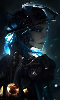 ROD_Mirage - digital art - by Wen-JR