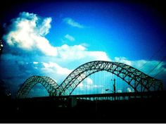 Day 162 – The Bridge | Photography by Mindy - New Albany, Indiana